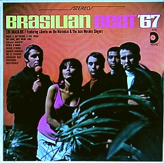 Cover of Brasilian Beat '67 by Los Brasilios