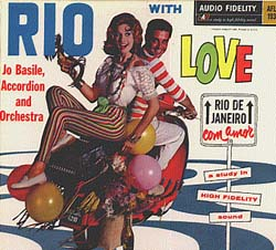 Rio with Love cover