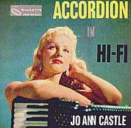 Accordion in Hi-Fi LP