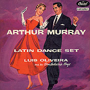 Arthur Murray's Latin Dance Set