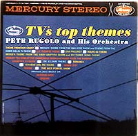 Pete Rugolo TV Themes LP