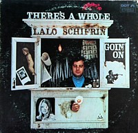 Cover of 'There's a Whole Lalo Schifrin Going On'
