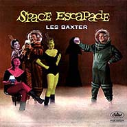 Space Escapades Cover