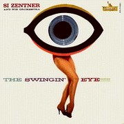 Cover of 'The Swingin' Eye' LP